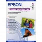 Carta fotografica Premium Best Epson - A3 - C13S041315 (conf.20)