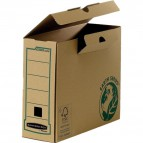 Contenitore archivio A4 Bankers Box Earth Fellowes - dorso 100mm - 4470201 (conf.20)