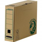 Contenitore archivio A4 Bankers Box Earth Fellowes - dorso 80mm - 4470101 (conf.20)