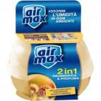 Mangiaumidità deodorante 2 in 1 Air Max - Standard 40 g - pesca-mango - D0123