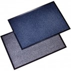Tappeti antipolvere Doortex - bianco e nero - 90x120 cm - FC49120DCBWV