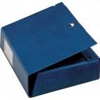 Cartelle portaprogetti Scatto Sei Rota - Dorso 12 - 25x35 cm - blu - 67901207