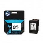Originale HP inkjet cartuccia 302 - nero - F6U66AE