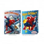 Biglietti Fantasy Cromo - Spider Man - 42.0214 (conf.12)