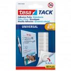 Gommini adesivi Tesa - bianco - 59405 (conf.80)