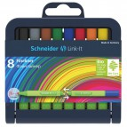 Fineliner Link-it Schneider - 191298 (conf.8)