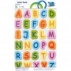 Numeri e lettere su fogli adesivi Global Notes - lettere - Q871508