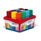 Pennarelli Turbo Giotto - Schoolpack Turbo Color - 0,5-2 mm - assortiti - 523800 (conf.144)