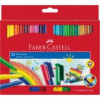 Pennarelli Connector Faber Castell - 155520 (conf.20)