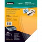 Copertine in PVC per rilegatura Fellowes - A3 - 200 my - trasparente - 53764 (conf.100)