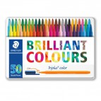 Pennarelli triplus® color Staedtler - 323M50 (conf.50)