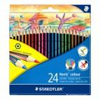 Matite colorate Noris® colour Staedtler - 185C24 (conf.24)