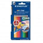 Matite colorate acquerellabili Noris club® colors Staedtler - 144 10NC12 (conf.12)