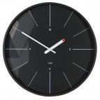 Orologio da parete Ondo Sigel - nero - 60 cm - RWU113