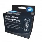 Salviette pulizia occhiali AF - pulizia occhiali protettivi - ASGCS050 (conf.50)