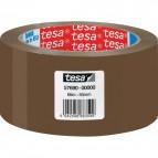 Nastro da imballo acrilico trasparente Tesa - 50 mm x 66 m - avana - 57690-00000-00 (conf.6)