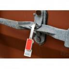 Sigilli di sicurezza in acciaio WillChip - SIG-010/N (conf.100)