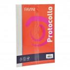 Fogli protocollo mini pack 30 Favini - 5 mm - no - 60 g/mq - A545414 (conf.30)