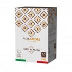 Capsule caffè 100% arabica compatibili Lavazza A Modo Mio (conf.50)