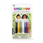 Stick colori viso girls&boys Snazaroo - maschio e femmina - 1172011 (conf.6)