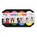 Tavolozza Jumbo Truccabimbi Snazaroo - assortiti - 1172015