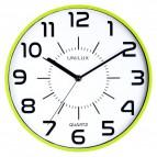Orologio al quarzo Pop Unilux – diametro 28 cm - anice - 400094284