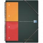 Blocco spiralato MEETINGBOOK INTERNATIONAL Oxford - A4+ - 5 mm - 80 ff - 100100362