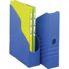 Portariviste Magazine Rack King Mec - blu - 45004