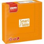 Tovaglioli in carta Fato 40x40 cm - Arancio - 82892300 (conf.50)