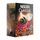 Caffé monodose solubile Nescafè - classico - 3048113 (conf.20)
