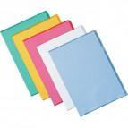 Buste a L Copy Safe Esselte - Office - 22x30 cm - PPL - trasp. antiriflesso - 395082000 (conf.50)