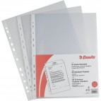 Buste a foratura universale Copy Safe Esselte - Standard 22x30 cm goffrata - 395097300 (conf.50)