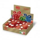 Carta regalo in scatole Rex Sadoch - 70x100 cm - fantasia natalizia - R4401NAT (conf.100)