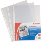 Buste a foratura universale Copy Safe Esselte - Office 22x30 cm goffrata - 395697100 (conf.150)