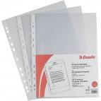 Buste a foratura universale Copy Safe Esselte - Standard 22x30 cm goffrata - 395697300 (conf.200)