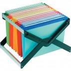 Archivio portatile LuXor Bertesi - Completo di 10 cartelle Joker - 33 cm - LuXor 1 MX 10 P1