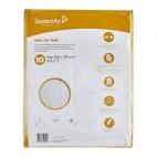 Buste imbottite a bolle d'aria Aircap Sealed Air - 18x16 cm CD - 20x22 cm - 103008648 (conf.10)