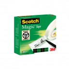 Nastro adesivo Scotch® Magic™ 810 - 19 mm x 66 m - 810-1966