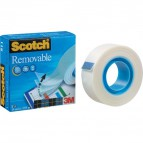 Nastro adesivo Scotch® Magic™ 811 - 19 mm x 33 m - 811-1933