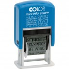 Polinomio autoinchiostrante S120/W Colop - S120W