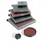 Cuscinetti di ricambio per datario con testo S160/L Colop - blu/rosso - e10.bic.bls (conf.2)