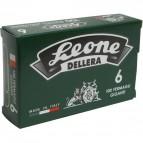 Fermagli zincati Leone Dell'Era - Punte rotonde - N 6 - 58 mm - FZ6 (conf.100)