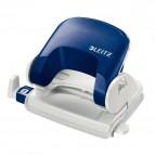 Perforatore Leitz 5038 Metal Rim Nexxt Series - blu pastello - 50380135