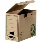 Contenitore archivio A4 Bankers Box Earth Fellowes - dorso 150 mm - 4470301 (conf.20)