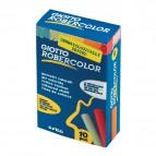 Gessetti Robercolor Giotto - 80 mm - colorato - 538900 (conf.10)