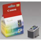 Originale Canon inkjet cartuccia CL-41 - 4x3 ml - c+m+g - 0617B001