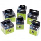 Etichette per Dymo LabelWriter - non adesive - 89x51 mm - bianco - S0929100 (pz.1x300)