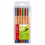 GREENpoint® Stabilo - assortiti - 0,8 mm - 6088/6 (conf.6)