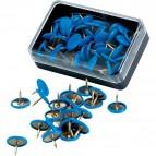 Puntine colorate Leone Dell'Era - assortiti - 10 mm - PP5013 (conf.50)