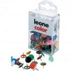 Puntine colorate assortite Leone Dell'Era - 10 mm - APPP150 (conf.150)